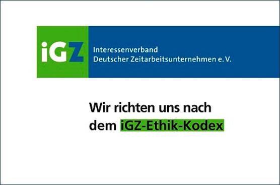 IGZ Ethik-Kodex